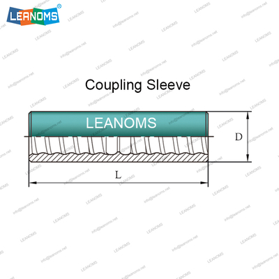 R38 Coupling Sleeve