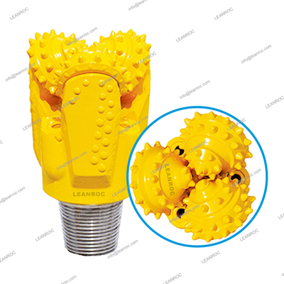 "IADC435 9"" 229mm Rock Tri Tricone Drilling Bits For Mining And Water Well"